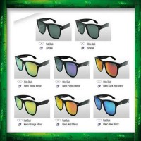 Original Ideal 8850 Wayfarer Polarized Sunglasses 54mm (UV400 PROTECTION)