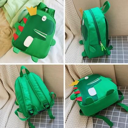 4GL LARGE 3D DINOSAUR Backpack Bag Pack School Bag Beg Sekolah Bag Sekolah A0919