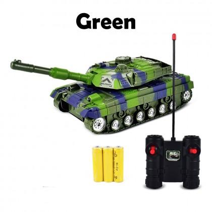 4GL Armor Tank RC Car Remote Control Car RC Truck Kereta Control Murah Kereta Kontrol Murah Mainan Budak Lelaki