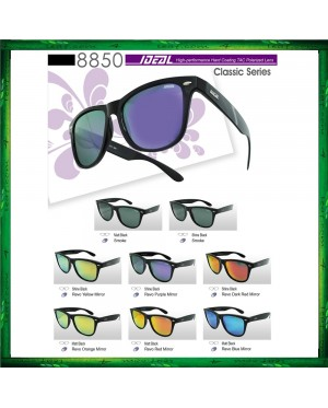 Original Ideal 8850 Wayfarer Polarized Sunglasses 54mm (UV400 PROTECTION)