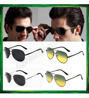 Aviator Polarized & UV400 Protection Sunglasses A103