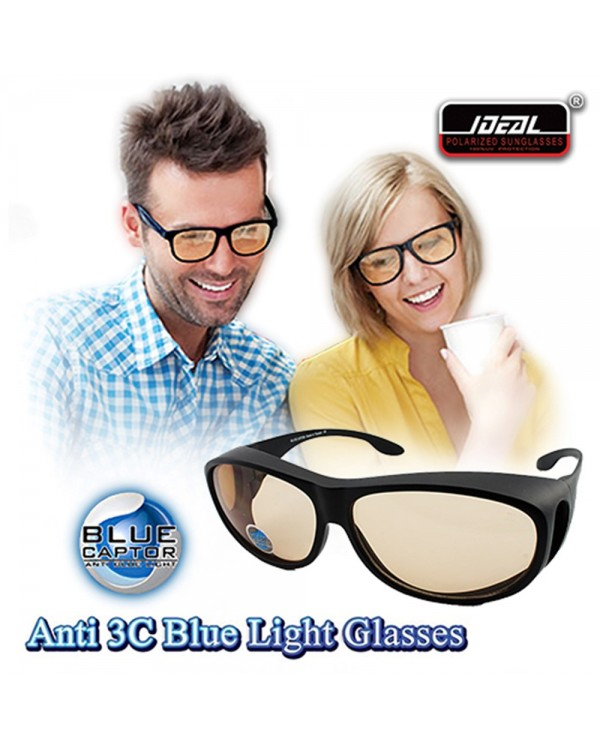 4GL IDEAL BLUE CAPTOR BC001 Anti Blue Light Blocking Computer Glasses