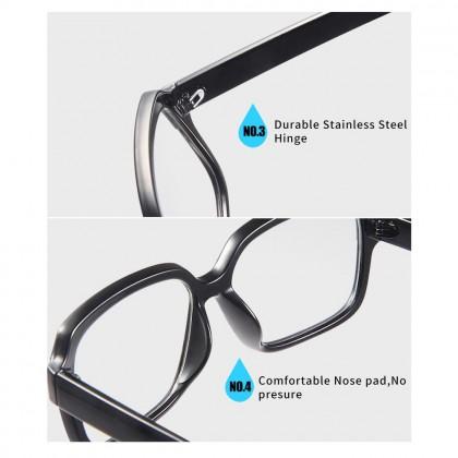 4GL Design B Computer Eye Strain Anti Blue Light Blocking Glasses