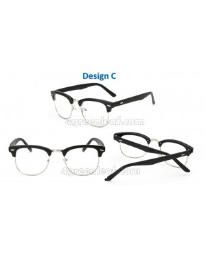 Computer Eye Strain Reduction Anti Blue Light UV 400 Protect Glasses