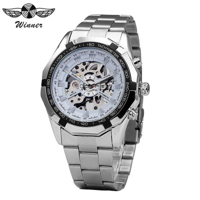 4GL WM01 Original Winner Automatic Mechanical Movement Watch
