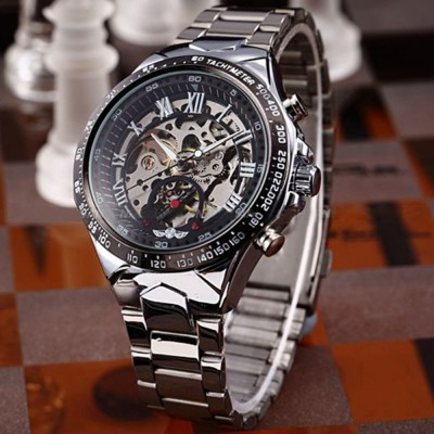 WM02 Original Winner Automatic Mechanical Movement Watch