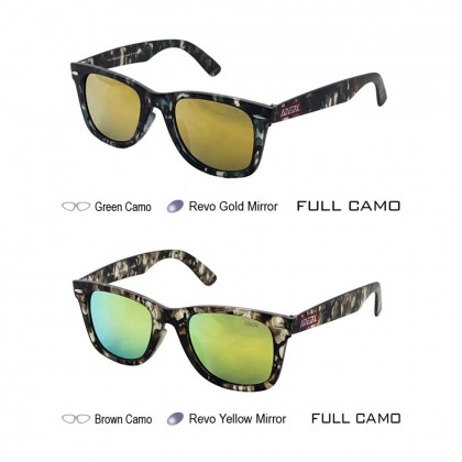 4GL IDEAL 8910 Camouflage Polarized Sunglasses Kaca Mata