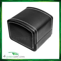 PU Leather Watch Box Storage Case