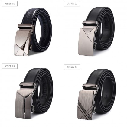 4GL Design Series High Quality Men Leather Belt