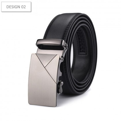 4GL Design Series Belt High Quality Men Leather Belt 110CM