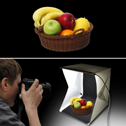 4GL LIGHTROOM Mini Photo Studio Box Photography Backdrop