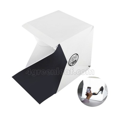 Ready Stock LIGHTROOM Mini Photo Studio Box Photography Backdrop