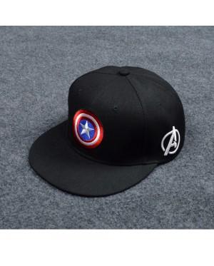 Captain America Snapback Cap Baseball Hat Marvel