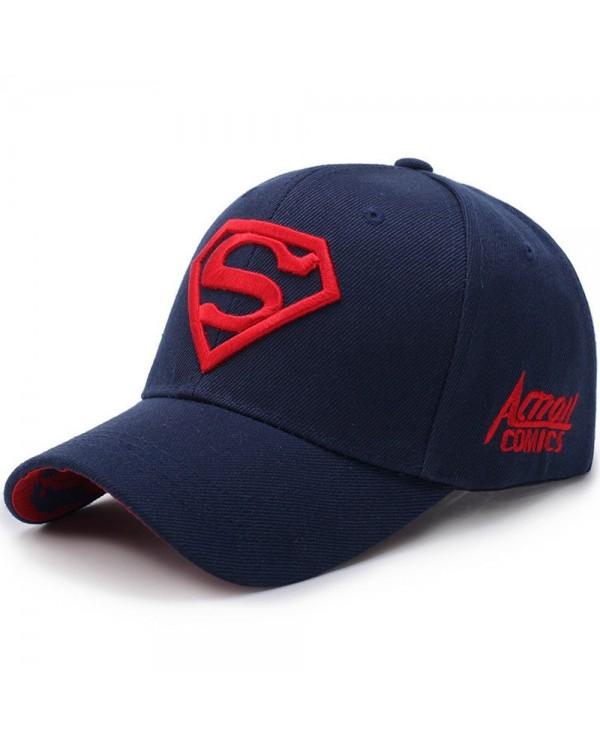 4GL Men Women Unisex Sport Cap Snapback Hat Superman Cap
