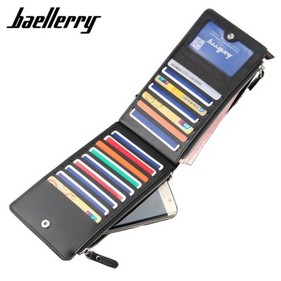 4GL Baellerry CA013 Handphone Men Women Wallet Long Purse Dompet