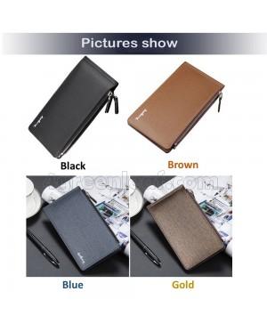 Baellerry Handphone Men Women Wallet Long Purse A013-3