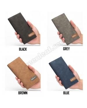 Baellerry 13856 Long Wallet Designer Purse Men Wallet Card Holder
