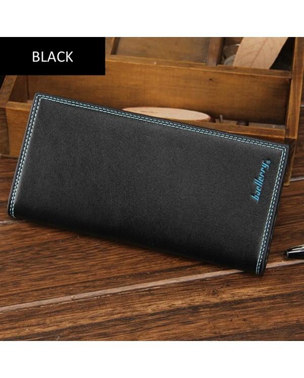 4GL Baellerry R579-3 Stylish Long Wallet Purse Card Holder Dompet