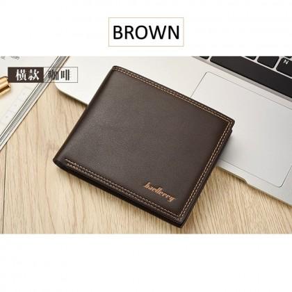 4GL Baellerry R579 Short Wallet Fashion Men Wallet Purse Dompet