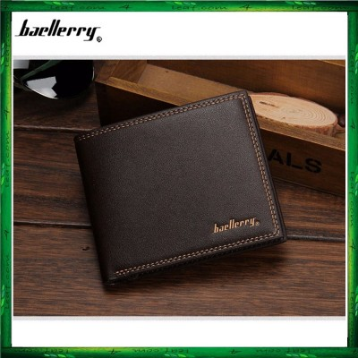 Baellerry Leather Short Wallet Purse R579