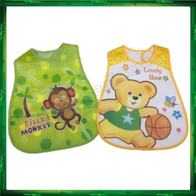 Baby Bib Waterproof and Oil Proof Easy Clean Bib