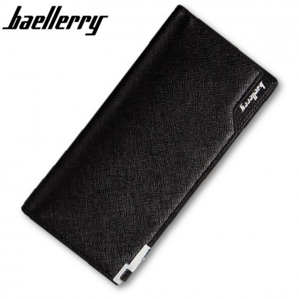 4GL Baellerry 9063 Men Long Wallet Card Holder Purse Dompet