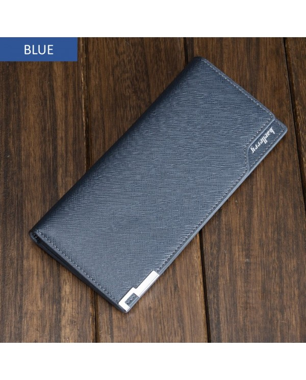 4GL Baellerry 9063 Men Long Wallet Card Holder Purse Dompet