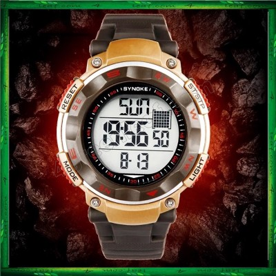 Synoke 6789 Unisex Men Women Water Resistant Digital Sport Watch Watches