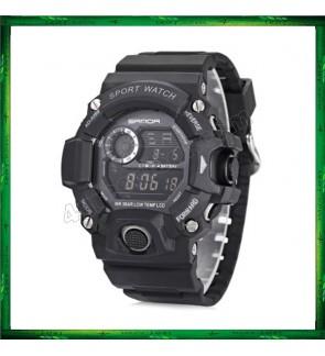 Sanda 326 Unisex Men Women Water Resistant Digital Sport Watch Watches