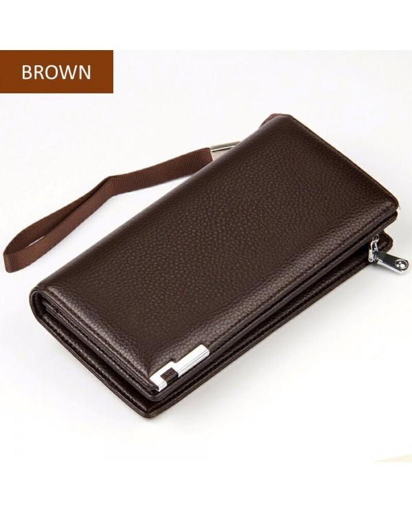 4GL Baellerry S0404 Big Capacity Long Wallet Purse Bag Dompet