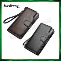 Baellerry 25 Card Slots Men Women Long Wallet Leather Big Capacity 171 S1063
