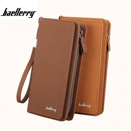 4GL BAELLERRY S4101 Premium Long Wallet Purse