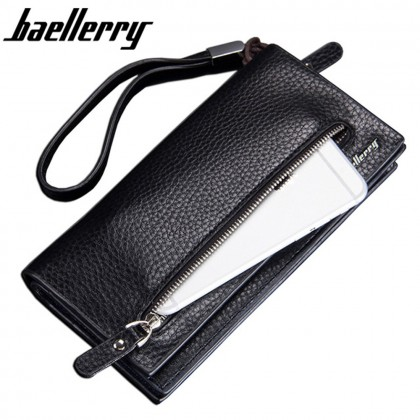 4GL Baellerry S1507 Long Wallet Premium Leather Purse