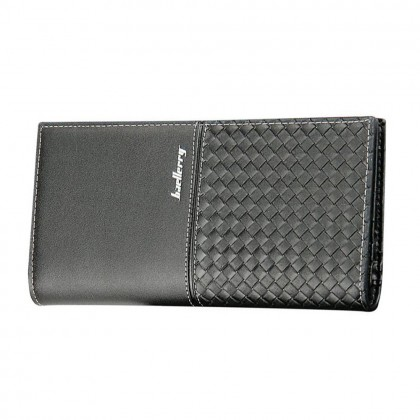 4GL BAELLERRY Long Wallet Designer Purse Men Wallet Card Holder C0738