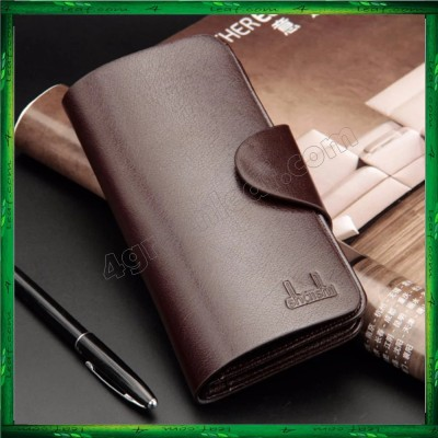 Baellerry C0033 Long Wallet Designer Purse Men Wallet Card Holder