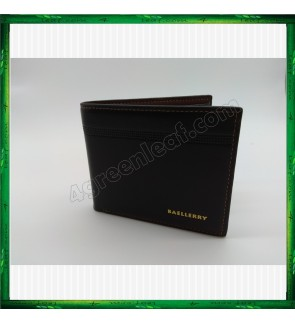 Baellerry Top Quality Men Short Wallet Wallets Leather Purse DR003