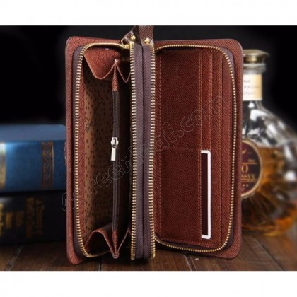 4GL Baellery S6335 Premium PU Leather Men Wallet Purse Clutch Handbag