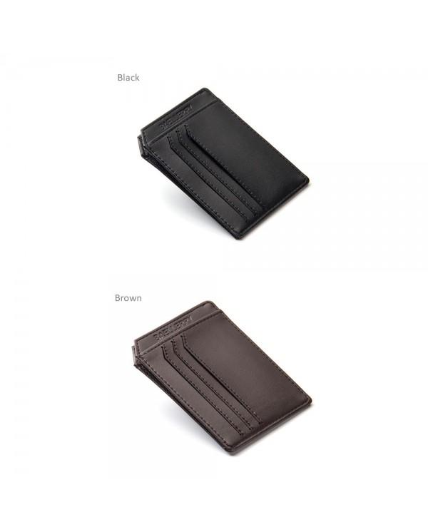 4GL Baellerry K8213 Slim Minimalist Card Holder Wallet