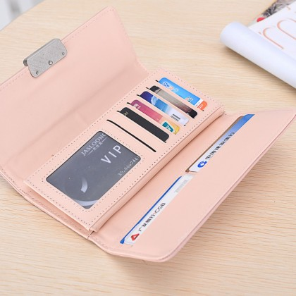 4GL Forever Young 8M252 Women Purse Long Wallet Dompet
