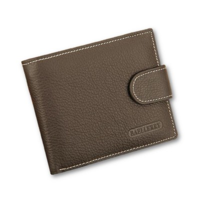 4GL BAELLERRY Men Women Wallet Short Purse Leather Dompet D1303