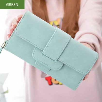 4GL 8M298/108 Long Purse Fashion Lady Wallet Wallets Big Capacity