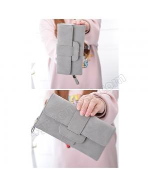 Fashion Lady Purse Wallet Wallets Big Capacity 8M298