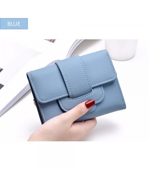 4GL Fashion Quality Short Lady Purse Wallet Wallets 8M299