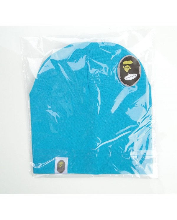 4GL Cute Warm Plain Color Baby Hat Cotton Beanie Cap for Baby