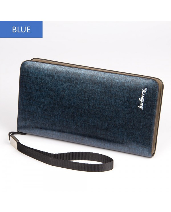 4GL Baellery A119 Premium PU Leather Men Wallet Purse Dompet