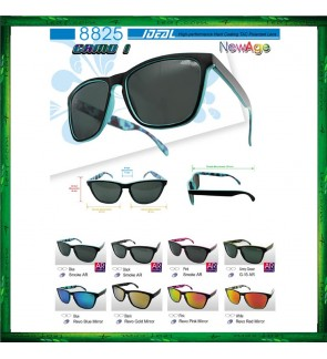 Ideal 8825 Camouflage Anti UV Glare Polarized Sunglasses