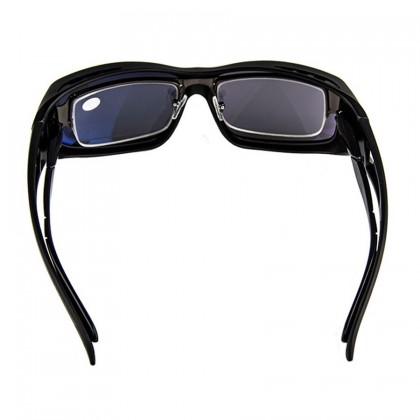 4GL SFO Polarized Fit Over Overlap Sunglasses (UV400)