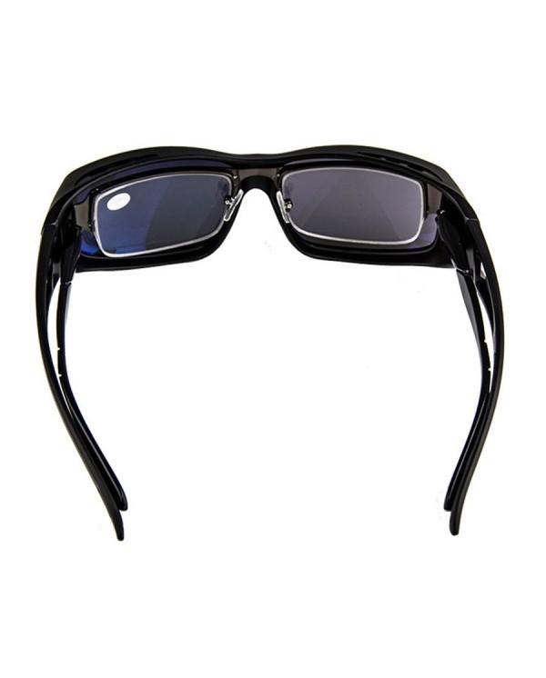 4GL SFO Polarized Flip UP Fit Over Overlap Sunglasses (UV400)