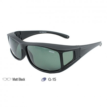 4GL IDEAL 8804 Polarized Fit Over Overlap Sunglasses