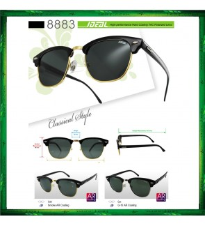 IDEAL 8883 Polarized Sunglasses